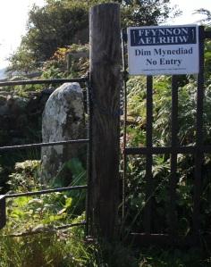 aelrhiw gate