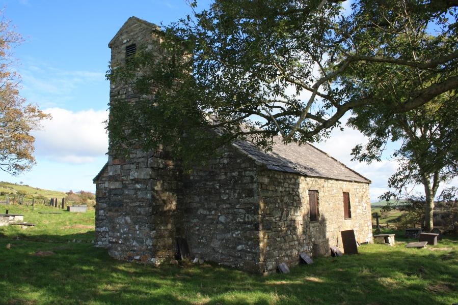 Beuno's church, carnguwch