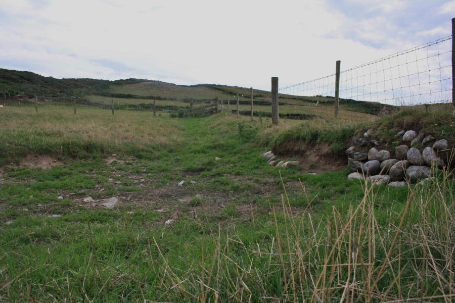 Bardsey Island - Ffynnon Weirglodd Bach - wellhopper