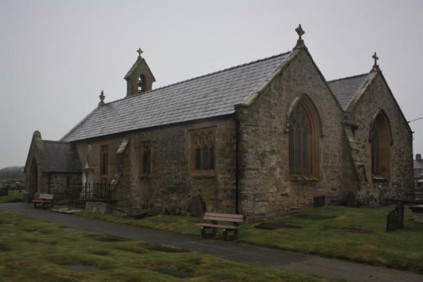 St Beunos Aberffraw