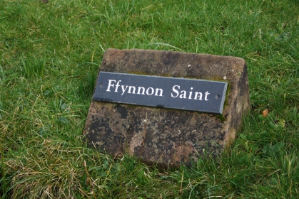 Ffynnon Saint, Criccieth