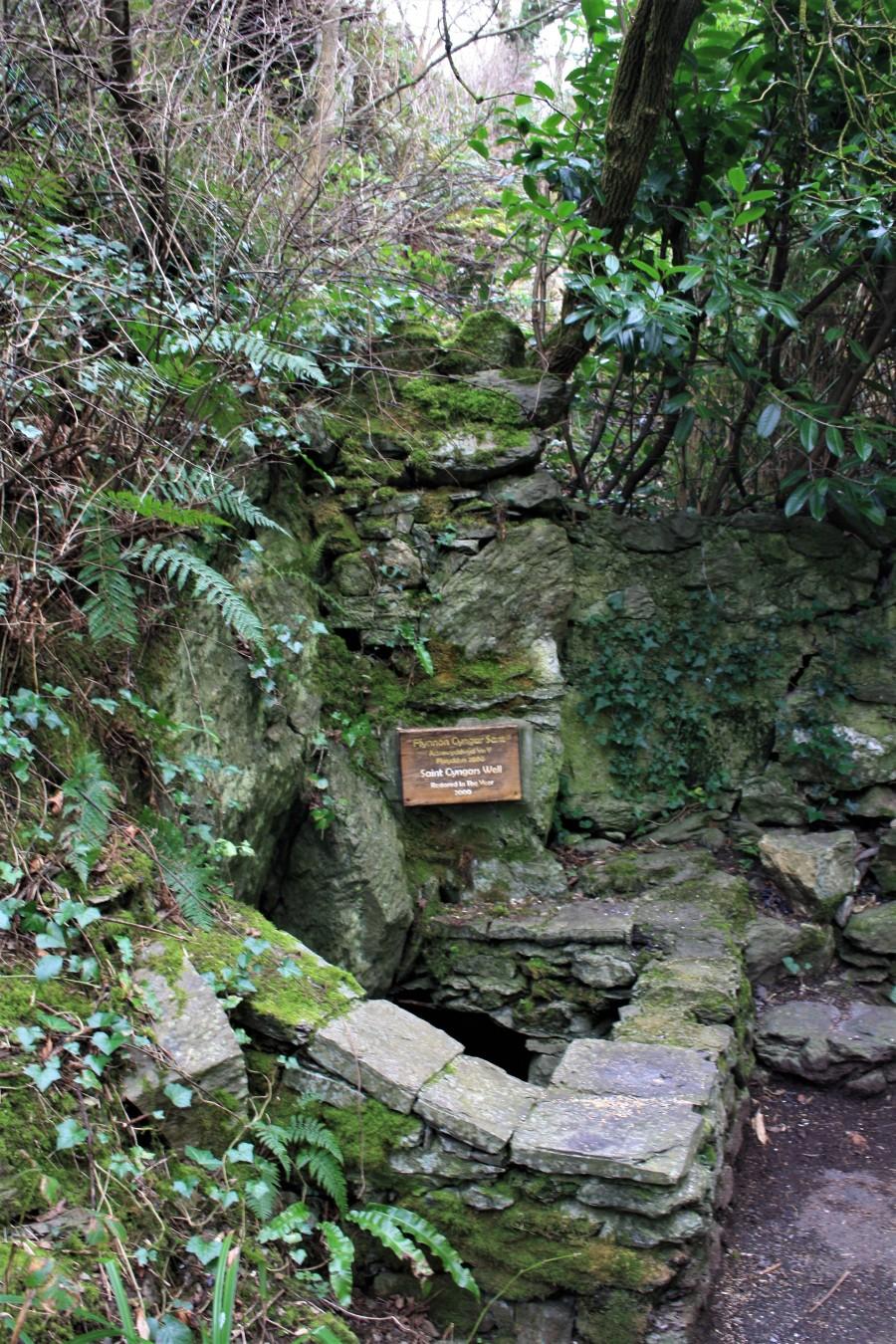 Ffynnon Gyngar Llangefni